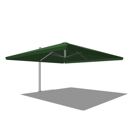Current Cantilever: Patio Umbrellas ( Type Fx ) – Caddetails For Jendayi Square Cantilever Umbrellas (View 23 of 25)