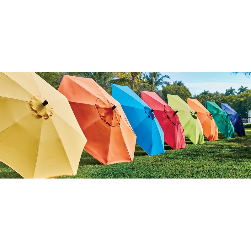Current Carina Market Umbrellas Intended For Carina 9' Market Umbrella (View 21 of 25)