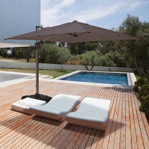 Current Coolaroo Cantilever Umbrellas With Outdoor Umbrellas Australia, Portable Shade (View 14 of 25)
