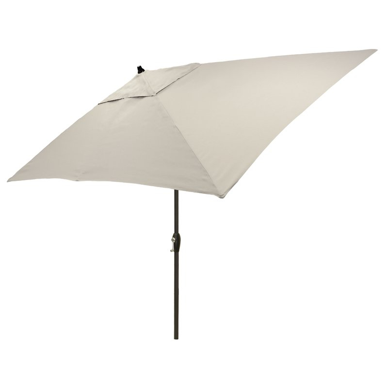 Featured Photo of Solid Rectangular Market Umbrellas