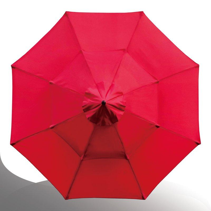 Current Iyanna 9' Market Umbrella Throughout Iyanna Market Umbrellas (View 7 of 25)