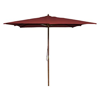Current New Haven 8.5' Square Market Umbrella: Amazon (View 3 of 25)