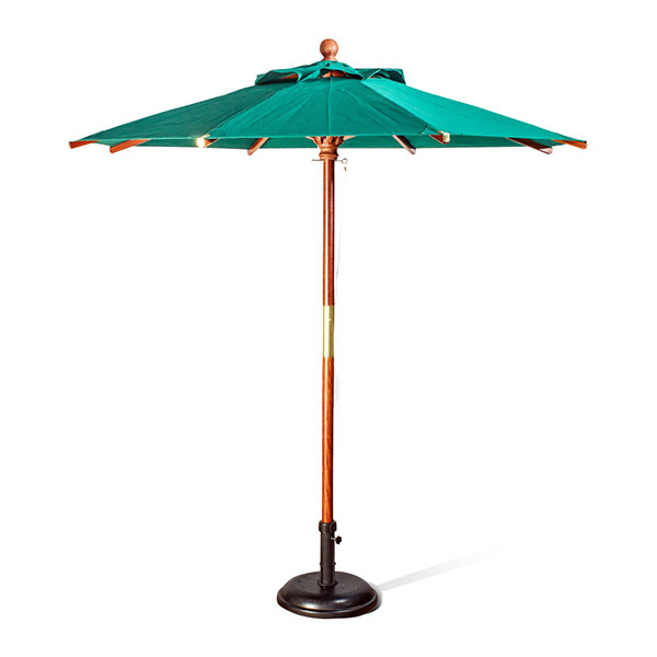 Current Solid Market Umbrellas Regarding  (View 9 of 25)