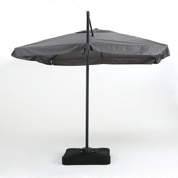 Current Windell Square Cantilever Umbrellas With Regard To 💯 Callister 10 Square Cantilever Umbrellabrayden Studio (View 6 of 25)