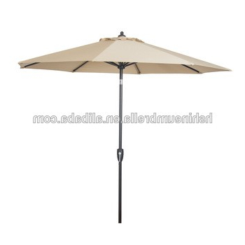 Dade City North Half Market Umbrellas Throughout Best And Newest Quanzhou H&shine Outdoor Living Technology Co., Ltd (View 18 of 25)