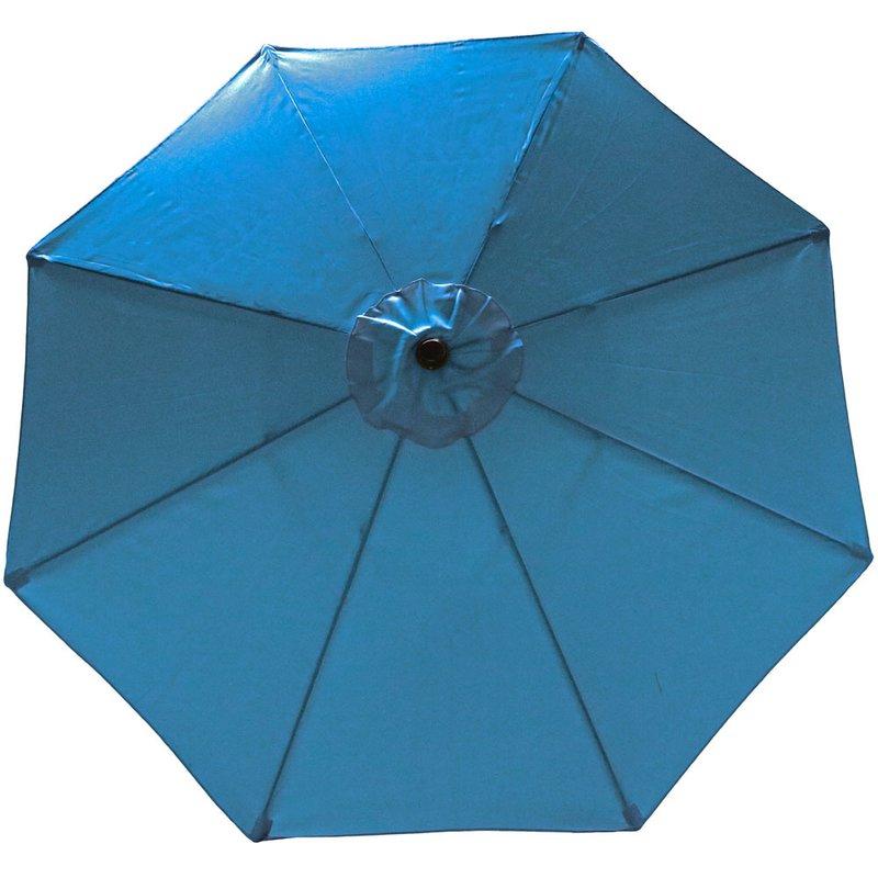 Delaplaine 9' Market Umbrella for Popular Delaplaine Market Umbrellas