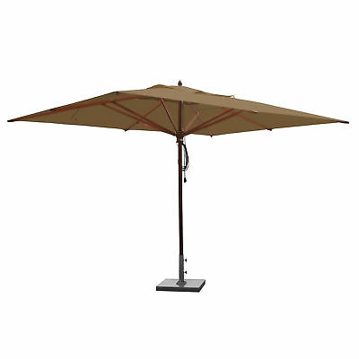 Dena Rectangular Market Umbrellas Inside Best And Newest Darby Home Co Meg 10' Cantilever Umbrella – $ (View 9 of 25)