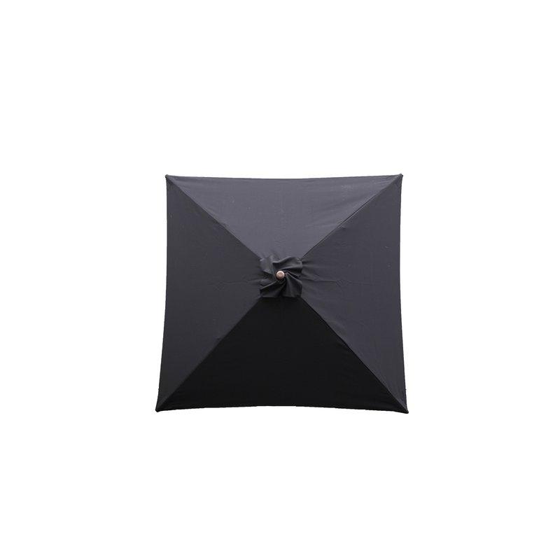 Destination Gear 6.5' Square Market Umbrella throughout Recent Destination Gear Square Market Umbrellas