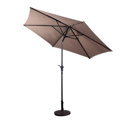 Details About Freeport Park Exmouth 9' Market Umbrella With Regard To Latest Leachville Market Umbrellas (Gallery 3 of 25)