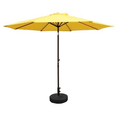 Devansh 10' Drape Umbrella within 2018 Devansh Drape Umbrellas