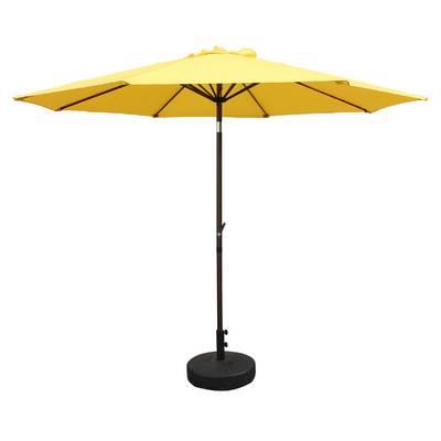 Devansh Market Umbrellas pertaining to Famous Devansh 10' Drape Umbrella