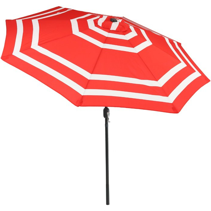 Docia 9' Market Umbrella throughout Widely used Docia Market Umbrellas