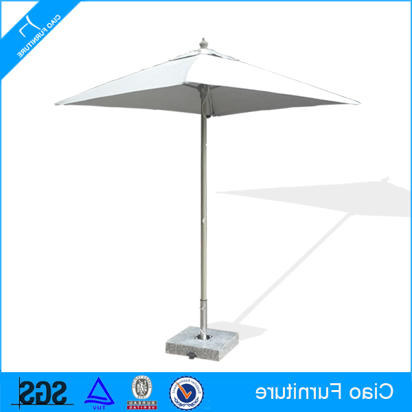 Eastwood Market Umbrellas Throughout Best And Newest China Granite Umbrella Base Wholesale 🇨🇳 – Alibaba (Gallery 16 of 25)