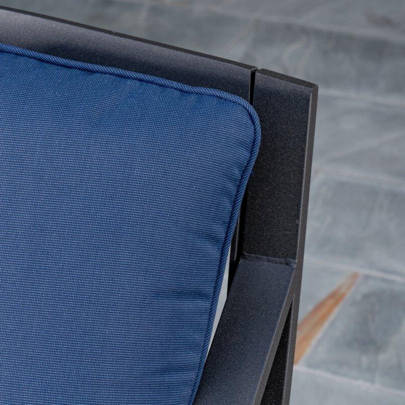Esai Beach Umbrellas with regard to Trendy Eubanks 4 Piece Sofa Seating Group With Cushions