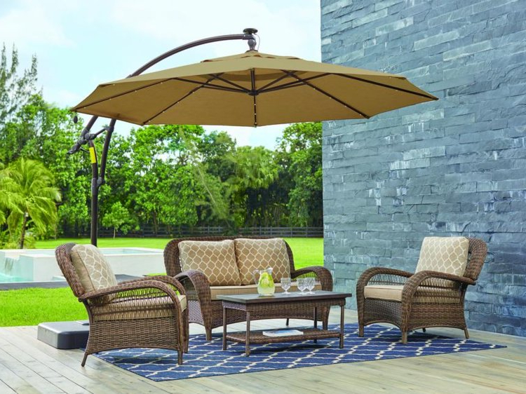 Fairford Market Umbrellas For Most Recent The Best Patio Umbrella You Can Buy – Business Insider (View 14 of 25)