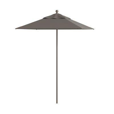Famous Alexander Elastic Rectangular Market Sunbrella Umbrellas Throughout Tropitone Portofino 6' Square Market Umbrella Canopy Color (View 3 of 25)