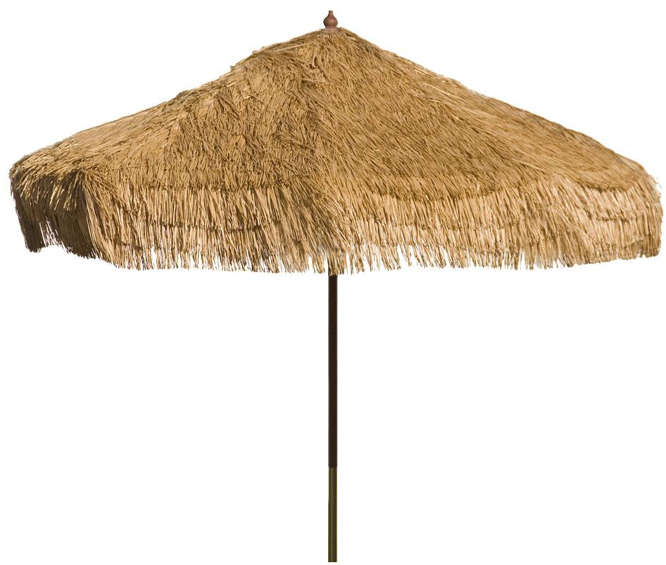 Famous Destination Gear Square Market Umbrellas Intended For Details About Umbrella Palapa 9 Ft (View 12 of 25)
