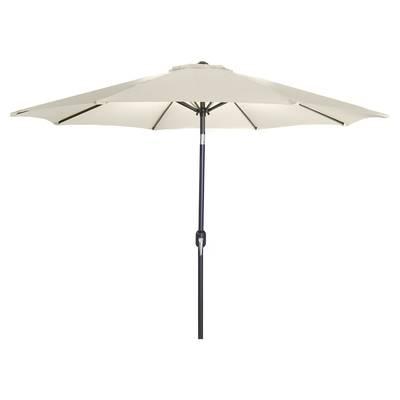 Famous Hoeft 9' Market Umbrella & Reviews (View 16 of 25)