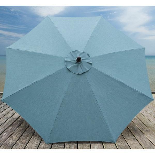 Famous Mullaney Market Sunbrella Umbrellas Intended For Mucci Madilyn 10' Market Sunbrella Umbrella (View 5 of 25)