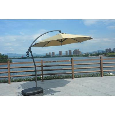 Famous Pau Rectangular Market Umbrellas Regarding Noble House Royal 10 Ft (View 7 of 25)