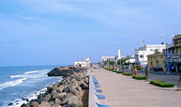 Famous Pondicherry Beaches You Must Visit At Least Once In A With Regard To Favorite Auriville Beach Umbrellas (View 23 of 25)