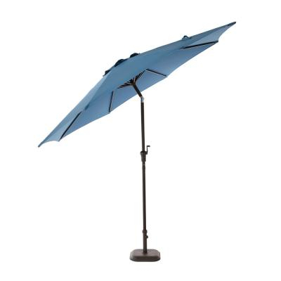 Famous Ridge Falls Collection – Outdoors – The Home Depot Regarding Tilda Cantilever Umbrellas (View 21 of 25)