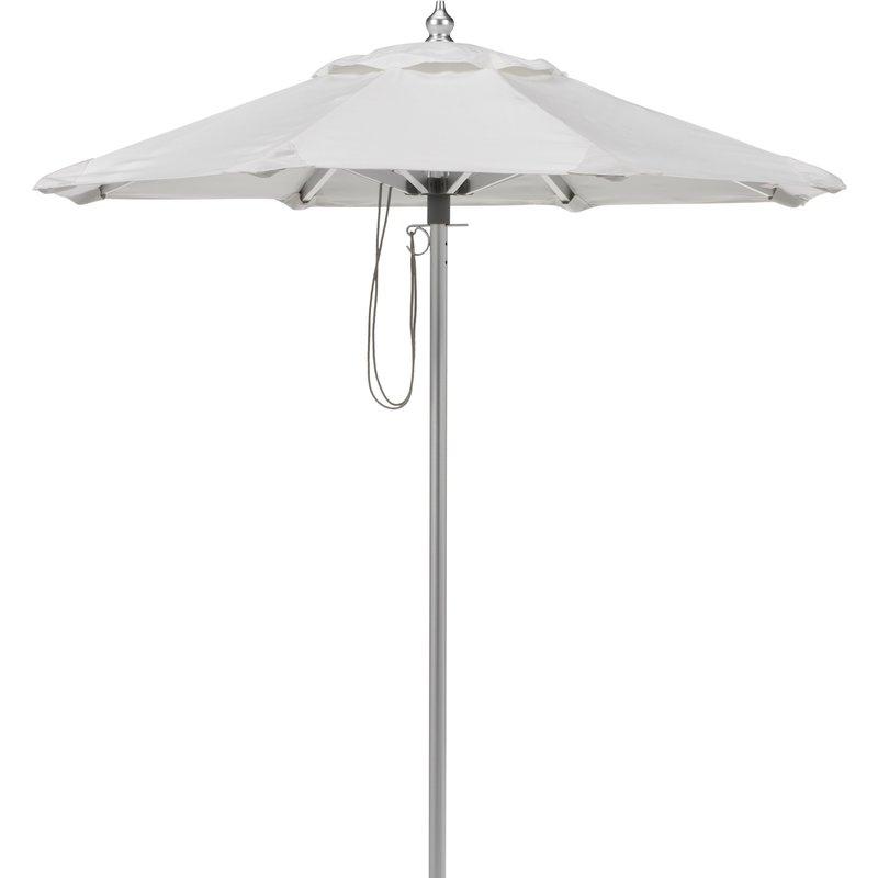 Famous Stambaugh 6' Market Umbrella Within Caravelle Square Market Sunbrella Umbrellas (View 5 of 25)