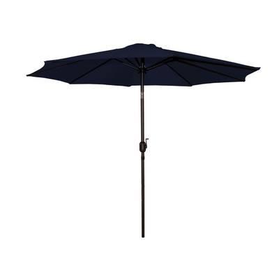 Famous Taube Market Umbrellas Within Taube 9' Market Umbrella & Reviews (View 7 of 25)