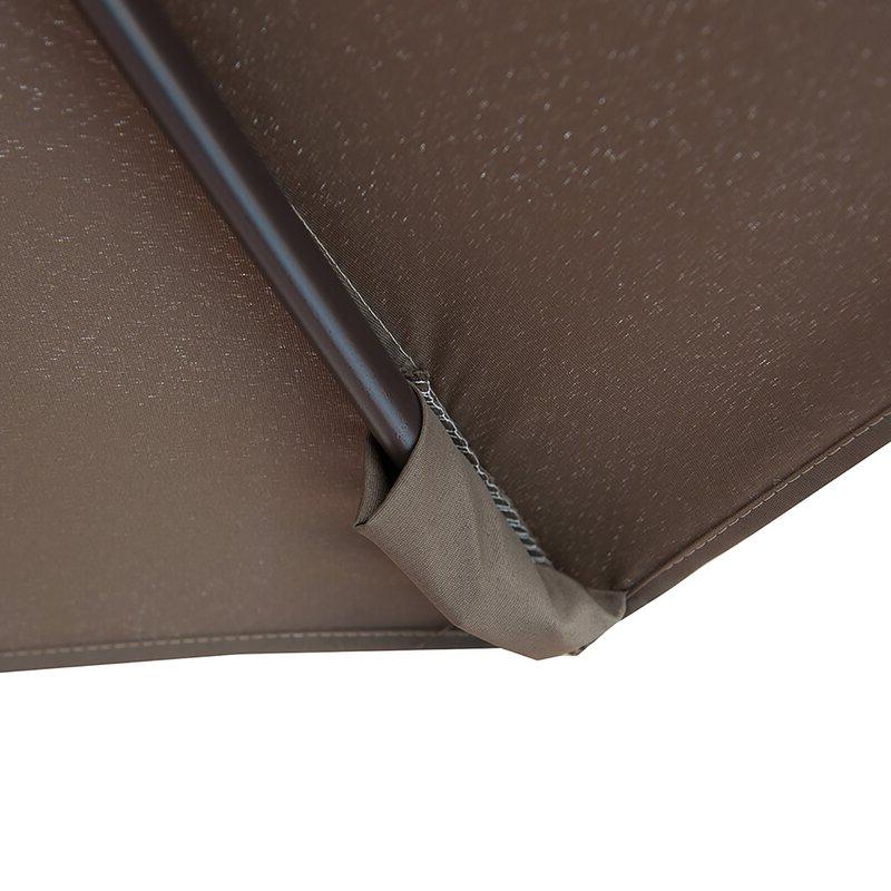 Farnham Cantilever Umbrella Throughout Latest Farnham Cantilever Umbrellas (View 11 of 25)