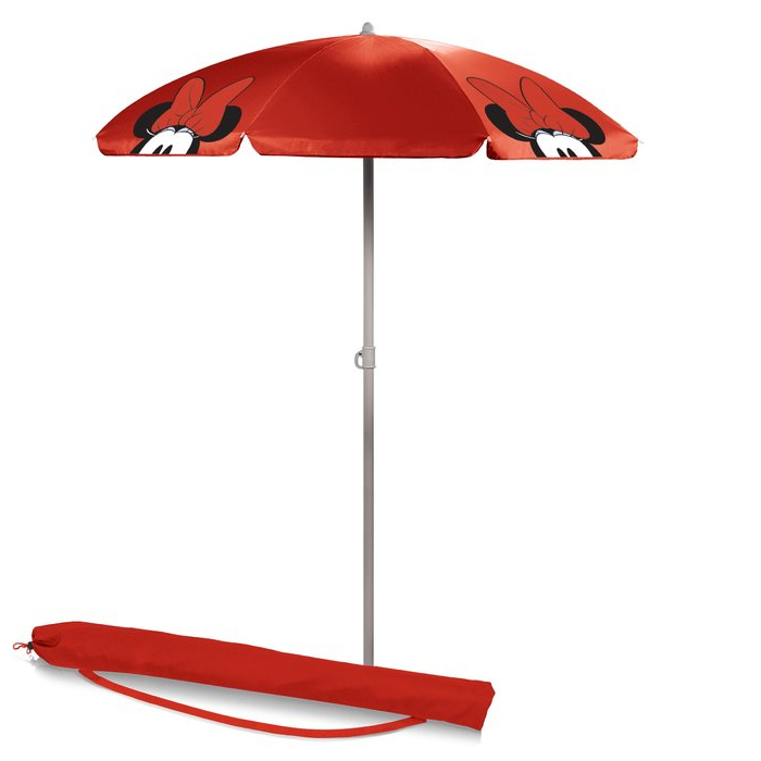 Fashionable Alyson Joeshade Beach Umbrellas For Minnie Mouse  (View 12 of 25)