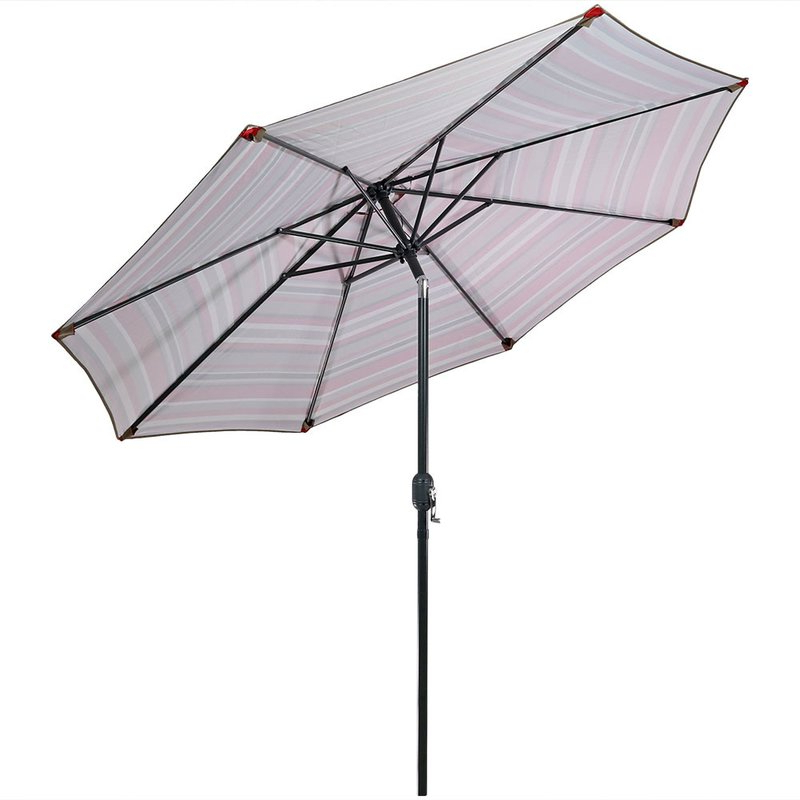 Fashionable Annika 9' Market Umbrella For Annika Market Umbrellas (View 3 of 25)