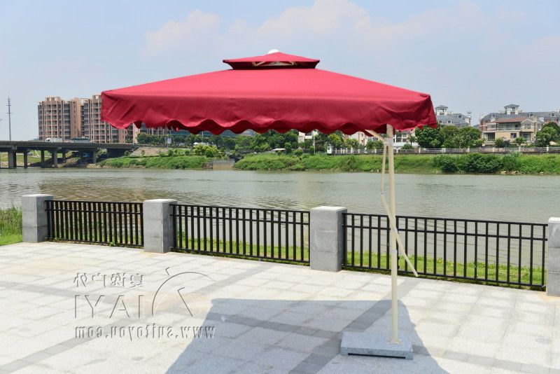 Fashionable Irven Cantilever Umbrellas In 2.2X (View 4 of 25)