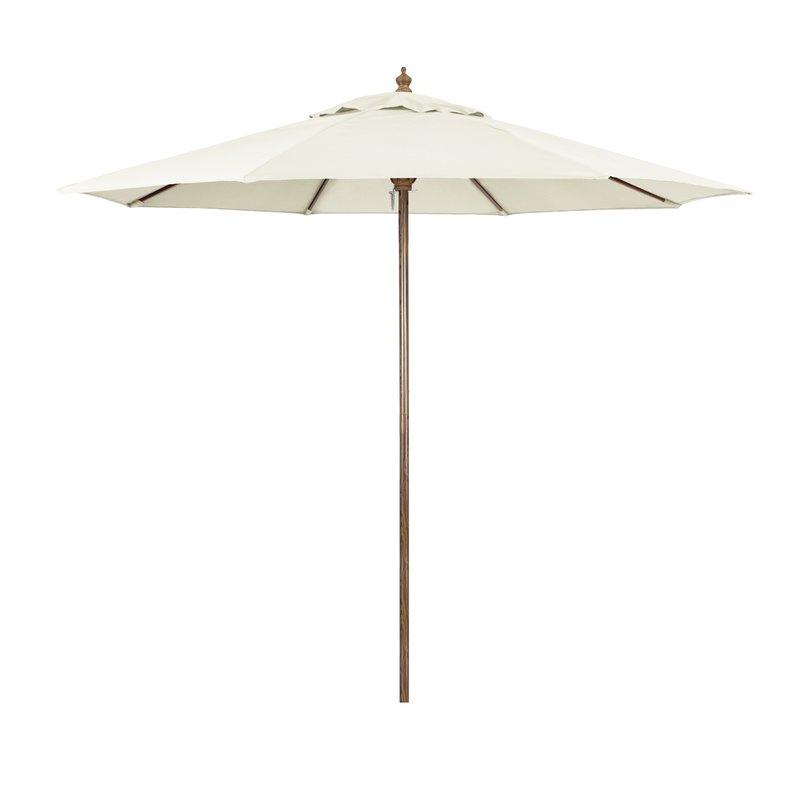 Fashionable Ryant 9' Market Umbrella Within Jericho Market Umbrellas (View 10 of 25)