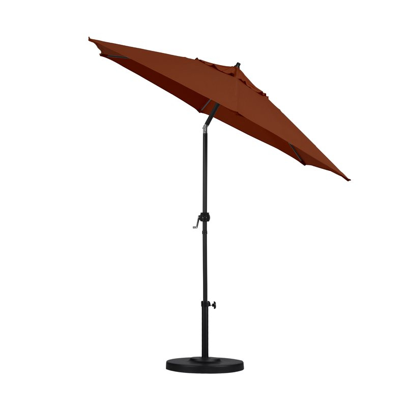 Fashionable Sittard Market Umbrellas Regarding Kearney 9' Market Umbrella (View 6 of 25)
