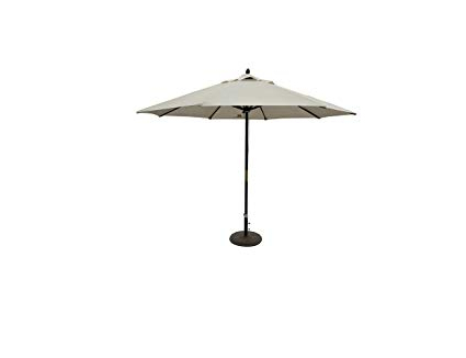 Fashionable This 11 Foot Outdoor Patio Market Umbrella Will Keep You Cool And Protected  From The Sun (View 9 of 25)