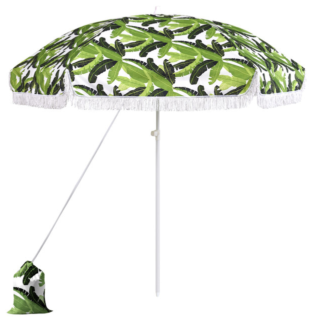Fashionable Tropical Patio Umbrellas With (View 3 of 25)