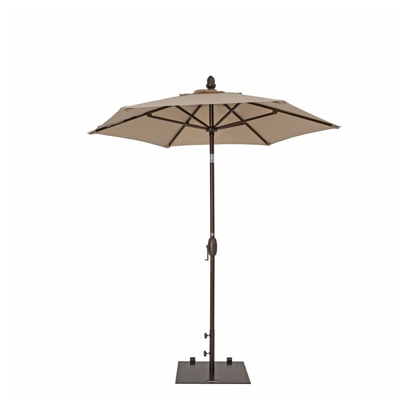 Fashionable Wetherby Market Umbrellas Inside Wetherby 7' Market Umbrella (View 8 of 25)