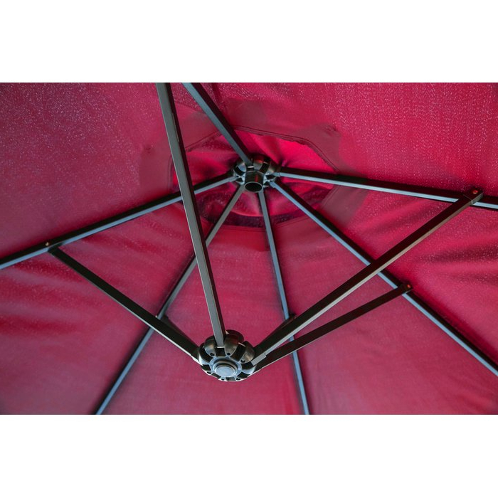 Fashionable Zadie Twin Rectangular Market Umbrellas With Zadie Twin 15' X 9' Rectangular Market Umbrella (View 7 of 25)