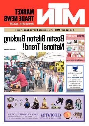 Favorite Calaméo – November 2018 – Issue 223 In Havant Market Umbrellas (View 14 of 25)