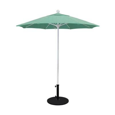 Favorite Destination Gear Square Market Umbrellas With Destinationgear Classic Wood 6.5 Ft (View 10 of 25)