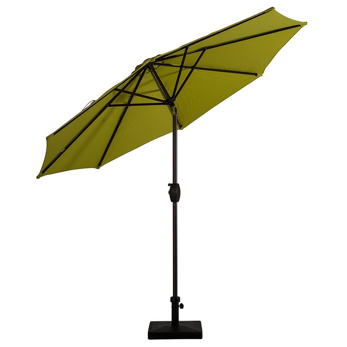 Favorite Kenn 9' Market Umbrella Pertaining To Kenn Market Umbrellas (View 11 of 25)