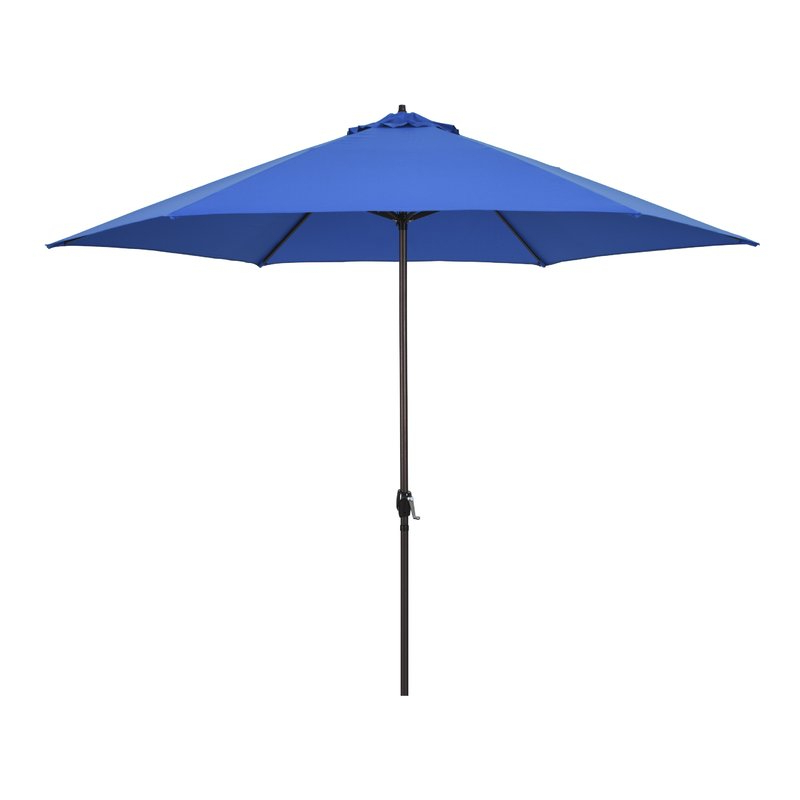 Favorite Mcdougal 11' Market Umbrella With Mucci Madilyn Market Sunbrella Umbrellas (View 5 of 25)