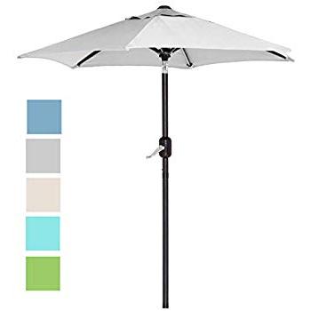 Favorite Muldoon Market Umbrellas Regarding Amazon : Cobana  (View 15 of 25)