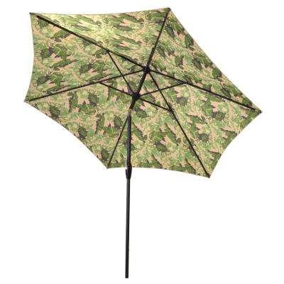 Favorite Tropical Patio Umbrellas Regarding 10 Ft (View 20 of 25)
