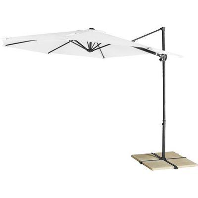 Favorite Umbrellas & Stands – Coolaroo Cantilever Umbrella 3M Round For Sale For Coolaroo Cantilever Umbrellas (View 16 of 25)