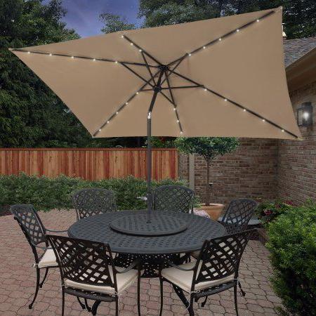 Fazeley  Rectangular Cantilever Umbrellas In Trendy Bcp 10'x (View 11 of 25)