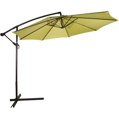 Found It At Wayfair – 10' Cantilever Umbrella (View 22 of 25)