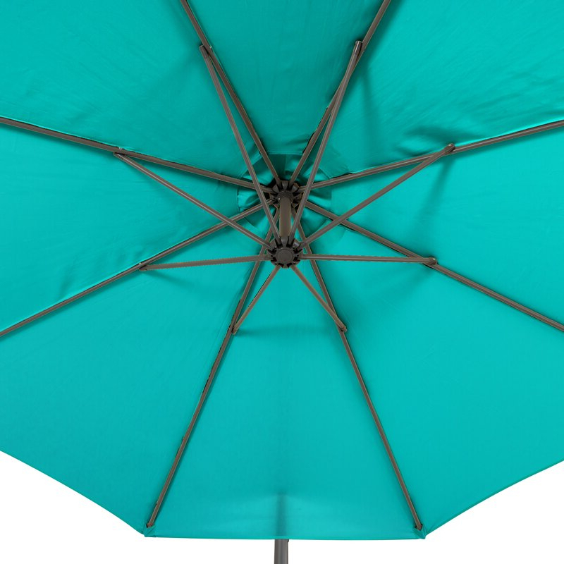 Freda Cantilever Umbrellas Regarding Preferred Freda  (View 7 of 25)
