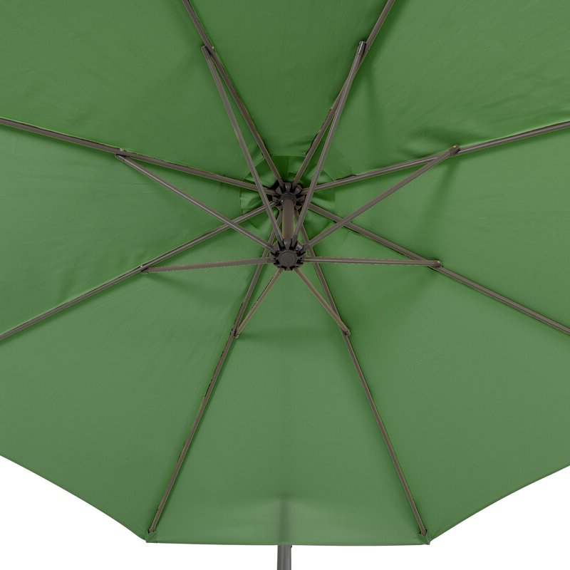 Freda Cantilever Umbrellas With Regard To Best And Newest Freda  (View 15 of 25)