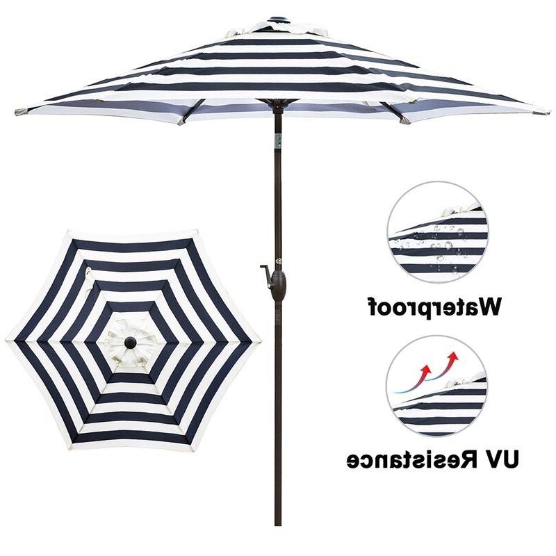 Gainsborough Market Umbrellas For Newest Gainsborough 9' Market Umbrella (View 6 of 25)